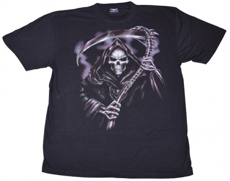 Spiral T-Shirt Reapers Curse