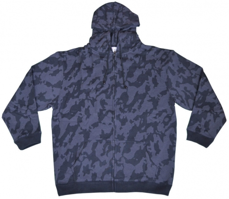 Kapuzenjacke night-camo