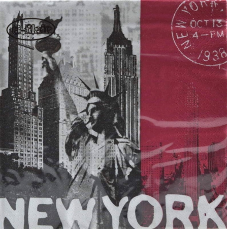 Serviette New York