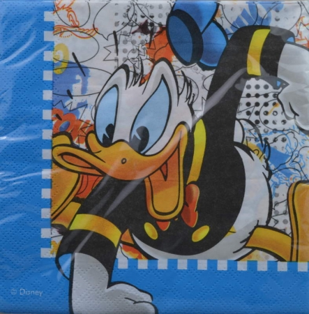Serviette Donald Duck