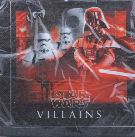 Serviette Star Wars Darth Vader