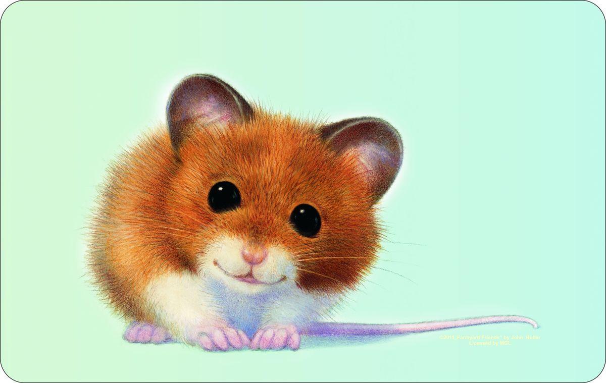 Rahmenlos Frühstücksbrettchen Süße Maus Bei Warehouse Kopp
