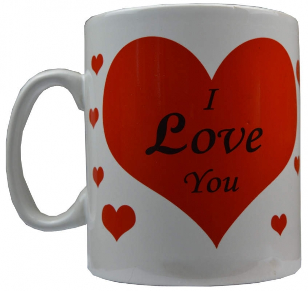 Tasse XXL I Love You