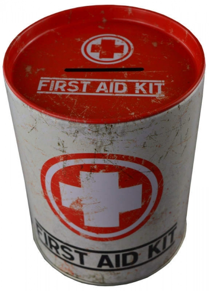 Nostalgic Art Blechspardose First Aid Kit