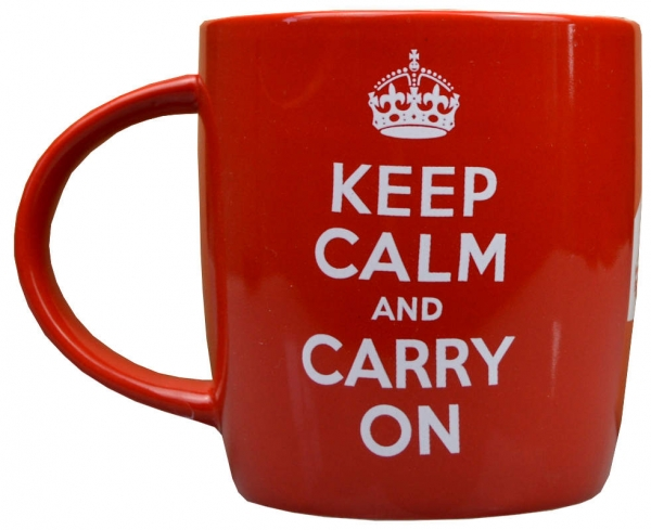 Nostalgic Art Tasse Keep Calm